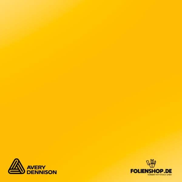 Avery Dennison® 760 | Orange Yellow