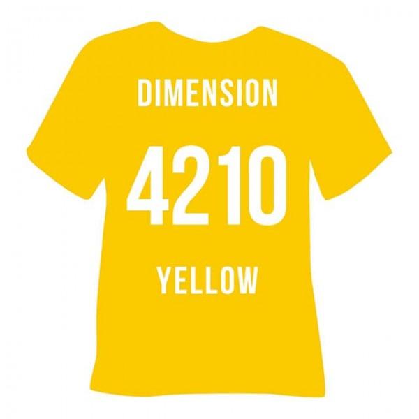 Poli-Flex Image 4210 | Dimension Yellow