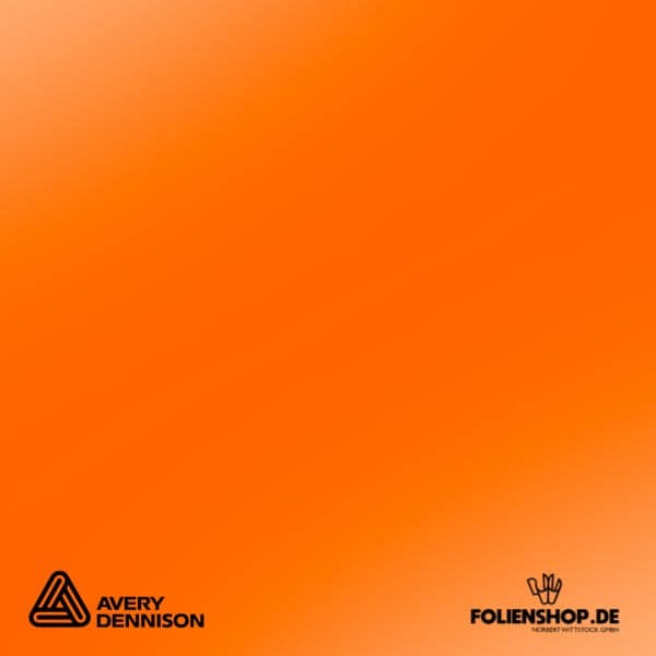 Avery 722 | Light Orange