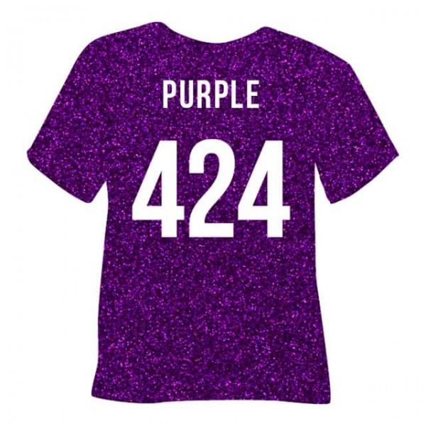 Poli-Flex Pearl Glitter 424   Purple