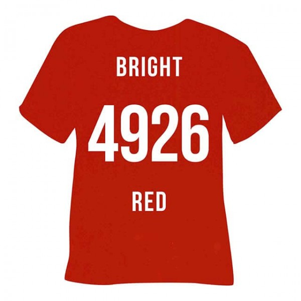 POLI-FLEX® TURBO 4926 | Bright Red Metallic