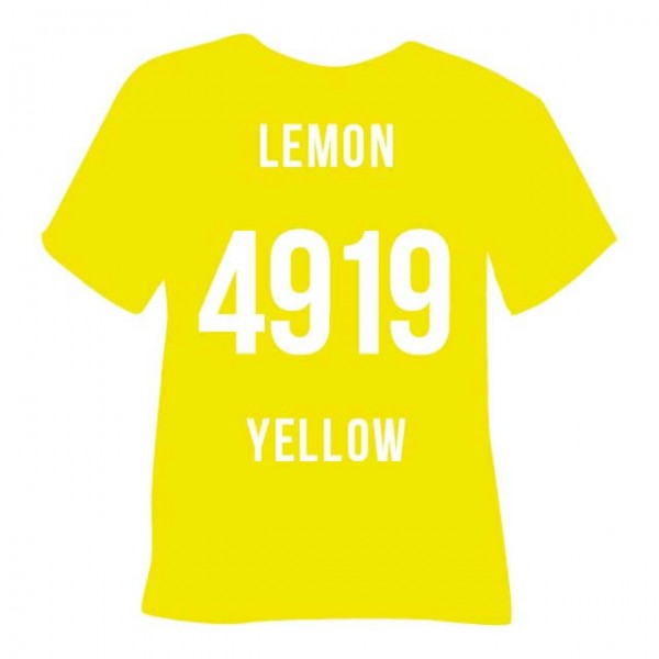 POLI-FLEX® TURBO 4919 | Lemon Yellow
