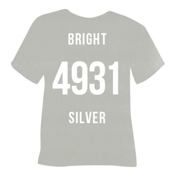 POLI-FLEX® TURBO 4931   Bright Silver Metallic