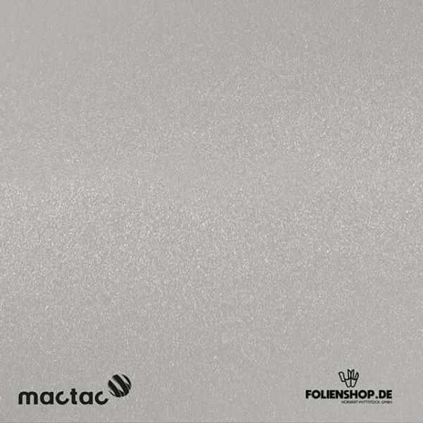MACtac ColourWrap GM61 | Gloss Metallic Silver