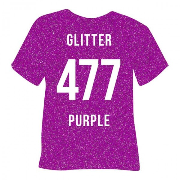 Poli-Flex Image 477 | Glitter Purple