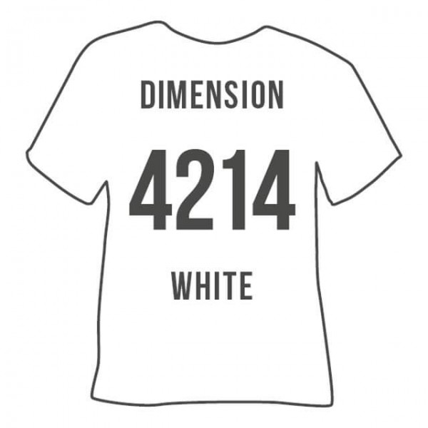 Poli-Flex Image 4214 | Dimension White