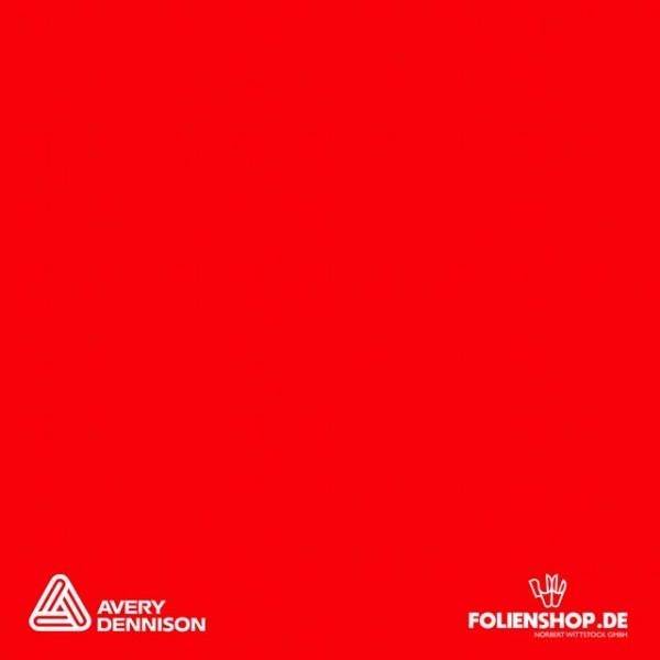 Avery Dennison® SignFlex | Red Gloss