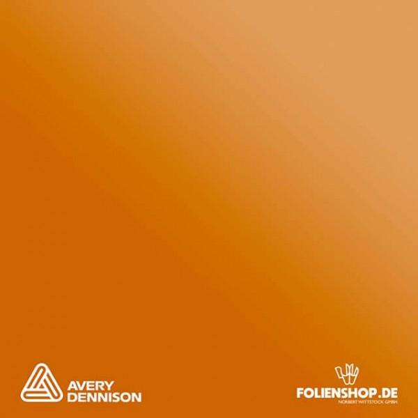 Avery Dennison® Supreme Wrapping™ Film | Satin Metallic Stunning Orange | BS9830001