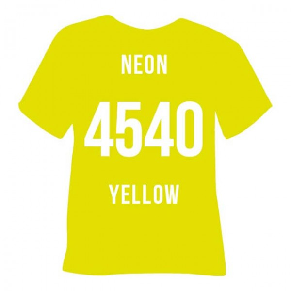 Poli-Flex Blockout Soft 4540-S | Neon Yellow
