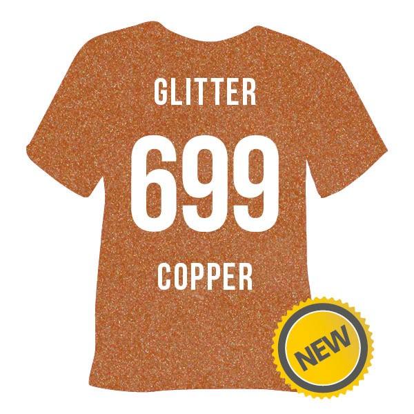 Poli-Flex Image 699 | Glitter Copper