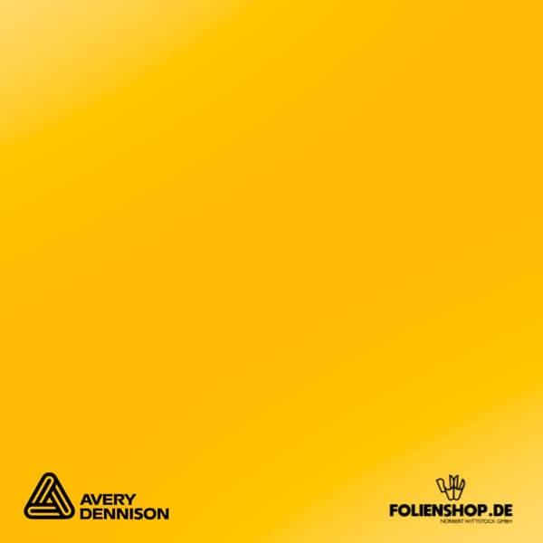 Avery Dennison® 856-01 | Dark Yellow