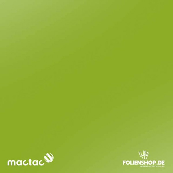 MACtac ColourWrap G51   Gloss Frog Green