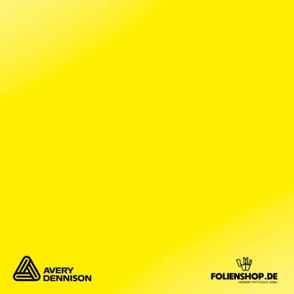 Avery Dennison® 807   Primrose Yellow
