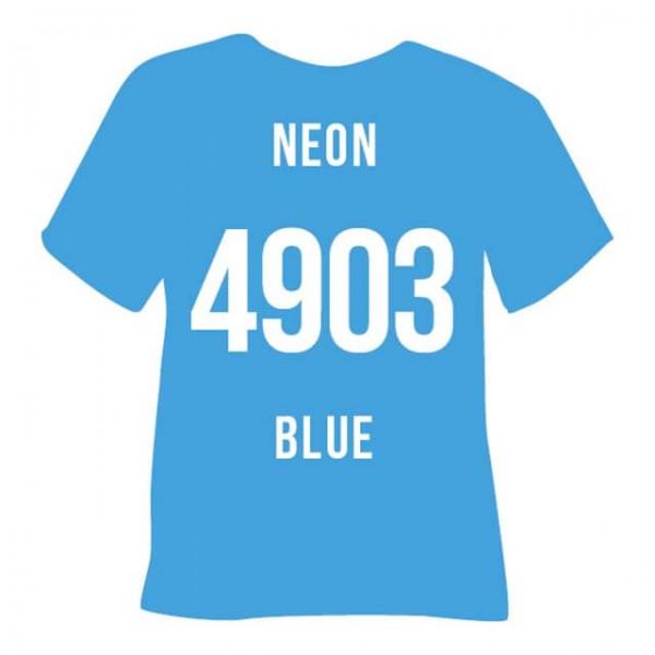 POLI-FLEX® TURBO 4903 | Neon Blue