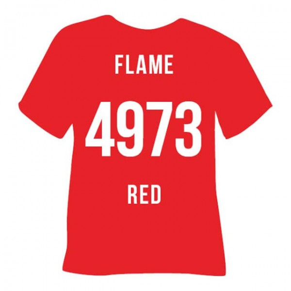 POLI-FLEX® TURBO 4973 | Flame Red