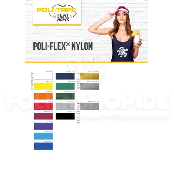 Farbkarte POLI-FLEX® NYLON