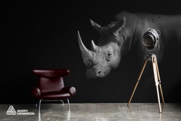 Avery Dennison® MPI™ 8520 Wall Paper Rhino