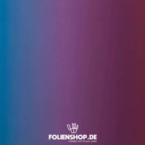 Avery Dennison® Supreme Wrapping Film | ColorFlow | Gloss Rushing Riptide (Cyan / Purple) | BJ1100001