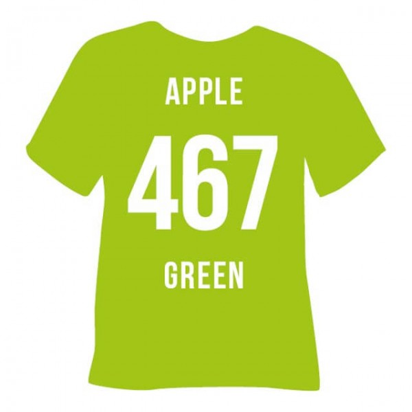 Poli-Flex Premium 467 | Apple Green