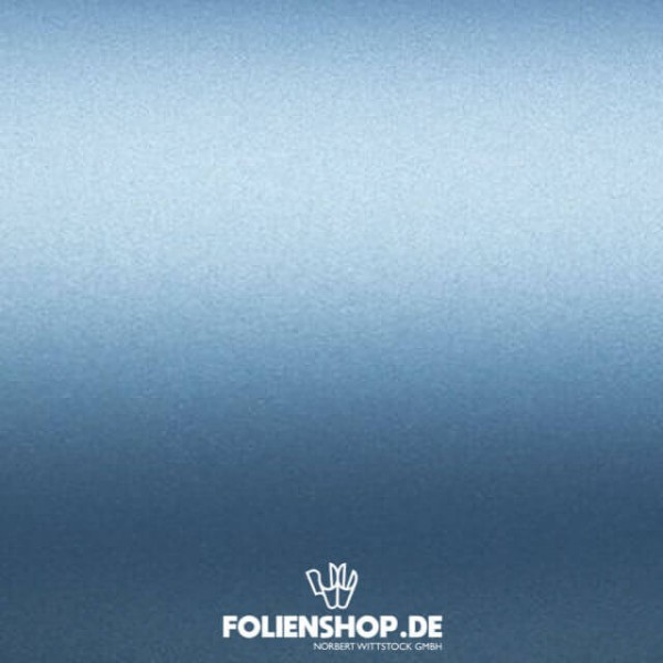 Avery Dennison® Supreme Wrapping™ Film | Matte Metallic Frosty Blue | AS9070001