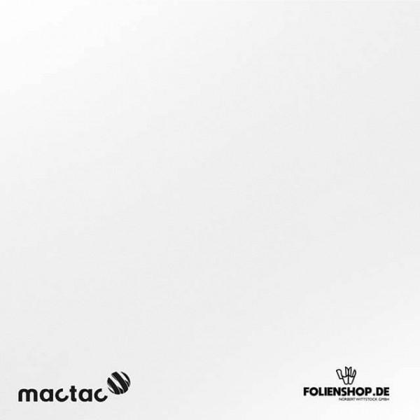 MACtac ColourWrap G01 | Gloss White