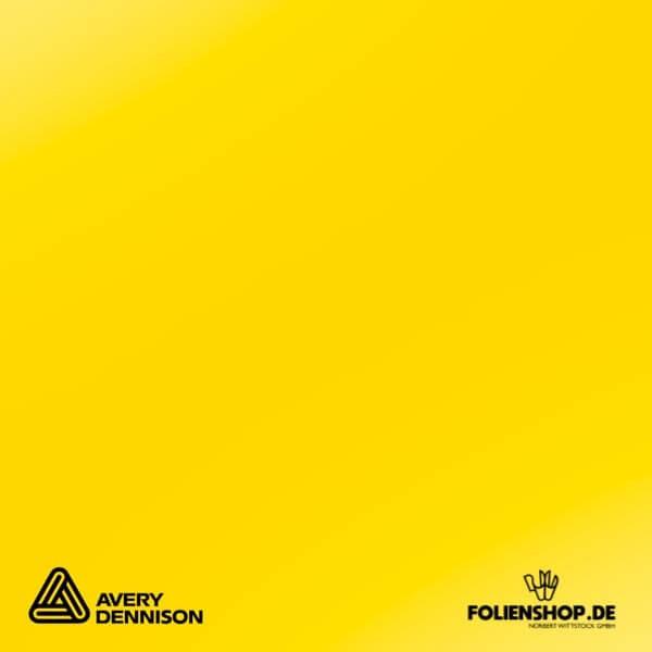 Avery Dennison® 739-01   Banana Yellow