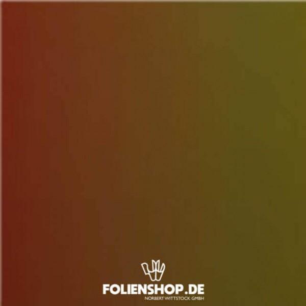 Avery Dennison® Supreme Wrapping™ Film ColorFlow™ | Satin Rising Sun (Red / Gold) | BG7580001