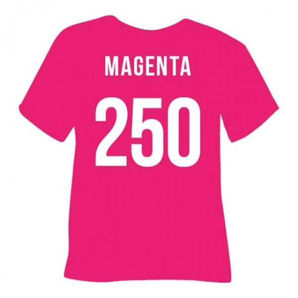 Tubitherm PLT Flock 250   Magenta