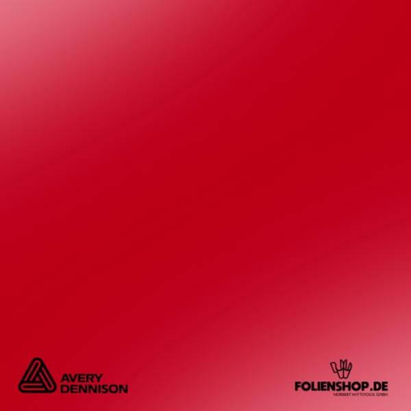 Avery Dennison® 858 | Dark Red