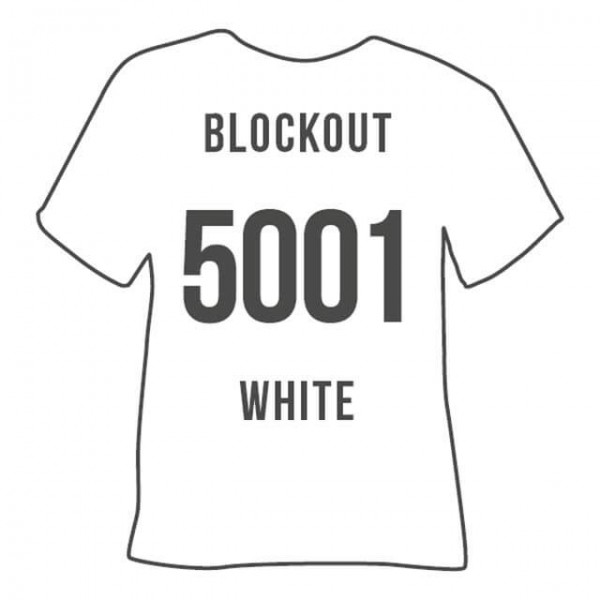Tubitherm PLT Flock 5001 | Blockout White