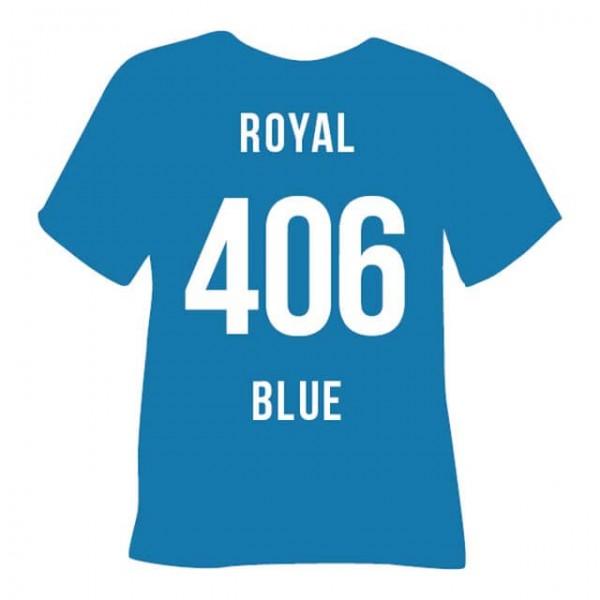 Poli-Flex Premium 406 | Royal Blue