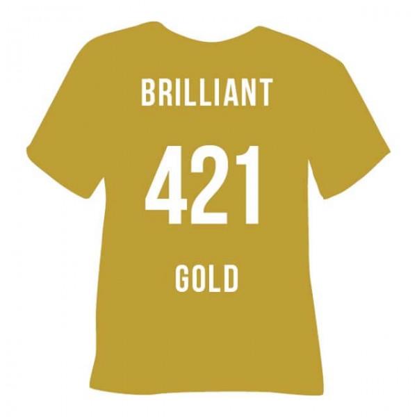 Poli-Flex Image 421 | Mirror Brilliant Gold