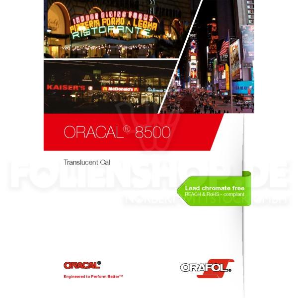 Farbkarte ORACAL® 8500