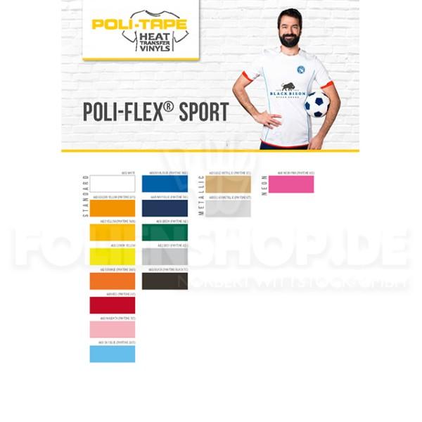 Farbkarte POLI-FLEX® SPORT