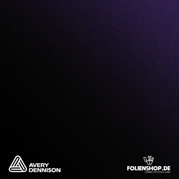 Avery Dennison® Supreme Wrapping™ Film | Gloss Metallic Mystery Black | BX8110001