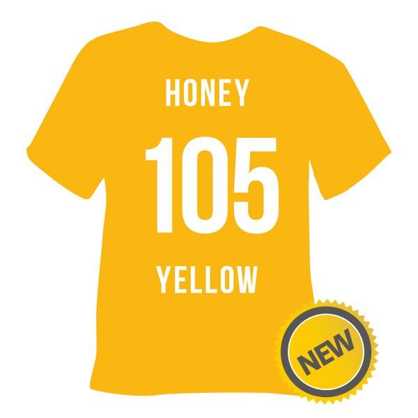 Tubitherm PLT Flock 105 | Honey Yellow