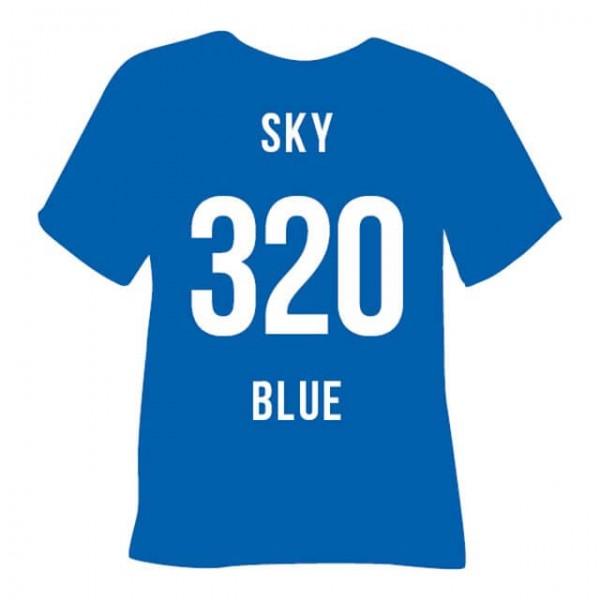 Tubitherm PLT Flock 320 | Sky Blue