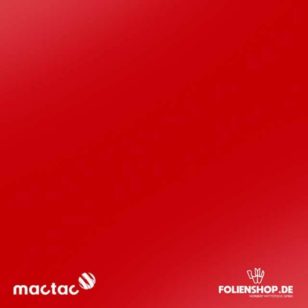 MACtac ColourWrap G33 | Gloss Pepper Red