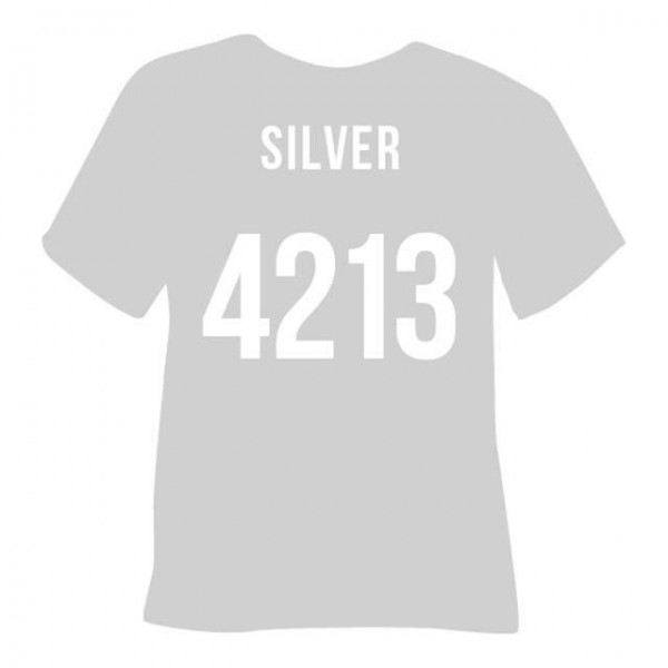 Poli-Flex Image 4213 | Mirror Silver