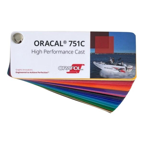 Avery Dennison® 751 | Azure Blue