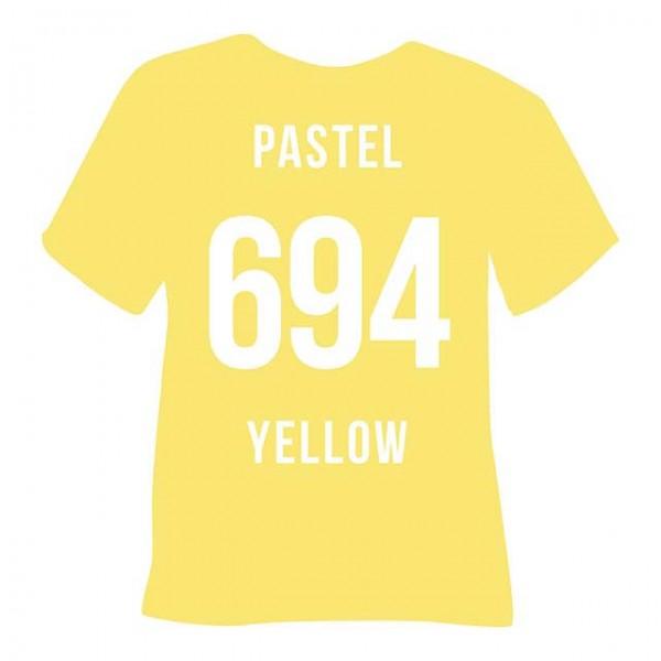 Poli-Flex Premium 694 | Pastel Yellow
