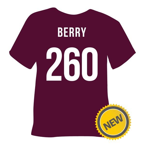 Tubitherm PLT Flock 260 | Berry