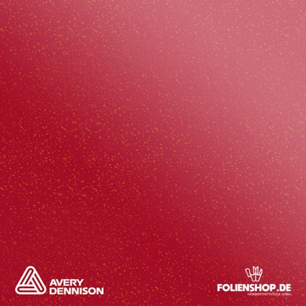 Avery Dennison® Supreme Wrapping™ Film | Gloss Metallic Passion Red | BR4220001