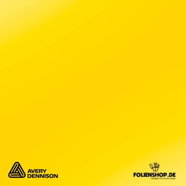 Avery Dennison® 839 | Bright Yellow