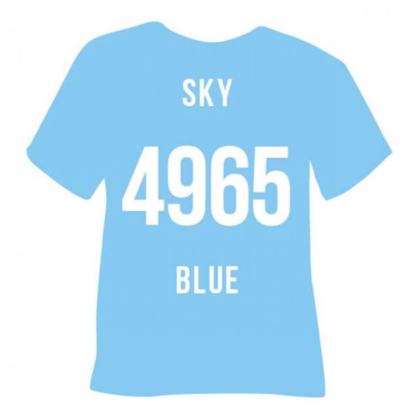 POLI-FLEX® TURBO 4965 | Sky Blue