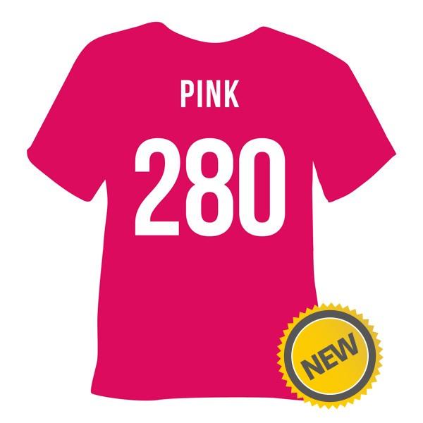 Tubitherm PLT Flock 280   Pink