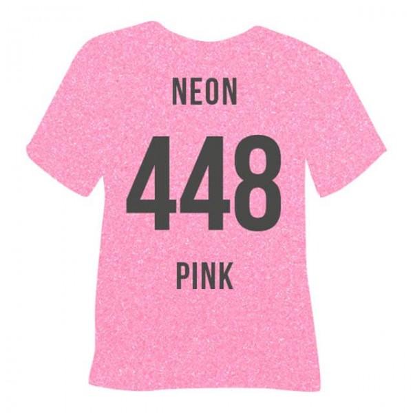 Poli-Flex Pearl Glitter 448 | Neon Pink