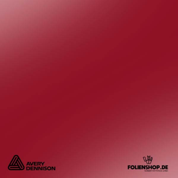 Avery Dennison® 802 | Burgundy Red