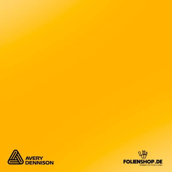 Avery Dennison® 710 | Gold Yellow
