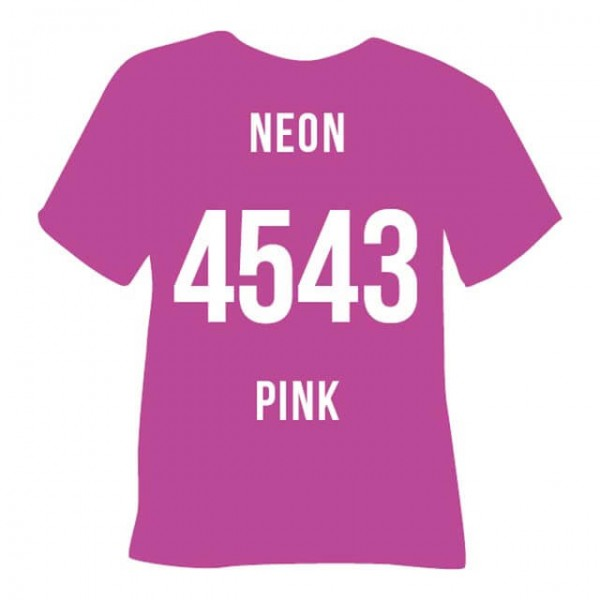 Poli-Flex Blockout Soft 4543-S | Neon Pink